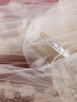 This Is the Prettiest Wedding Veil We've Ever Seen
