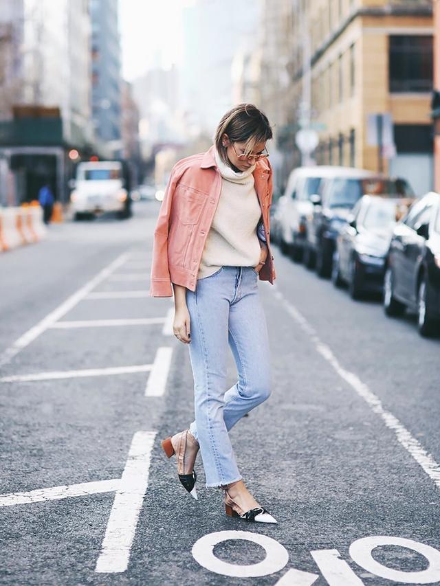 NYC: Danielle Bernstein