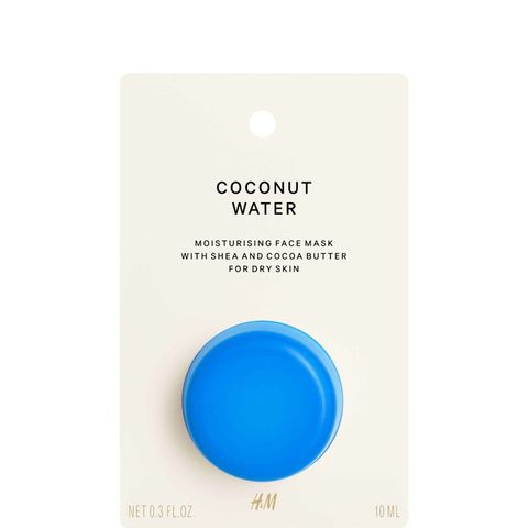Coconut Water Nourishing Face Mask