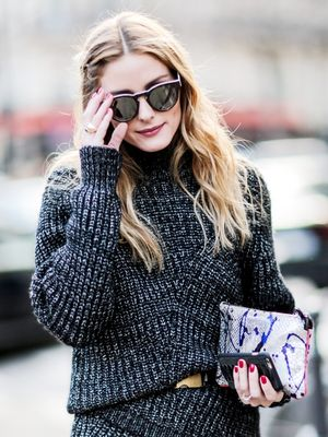 Olivia Palermo's Favorite Eyewear Brand Debuted the Coolest New Shades