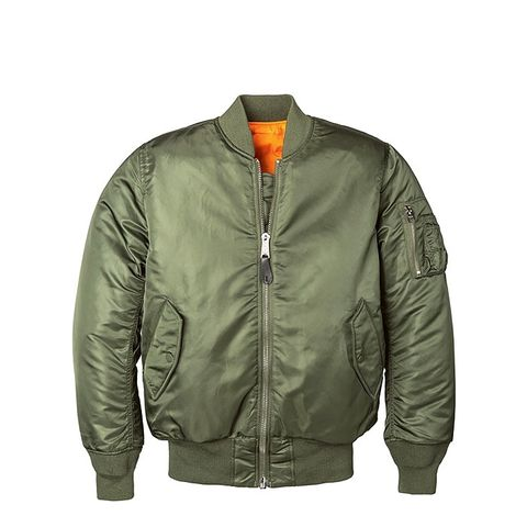 MA-1 W Flight Jacket