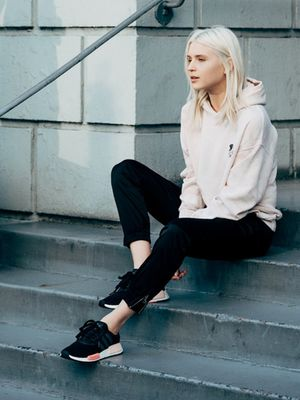 A Downtown-Cool Take on the Sneaker Trend