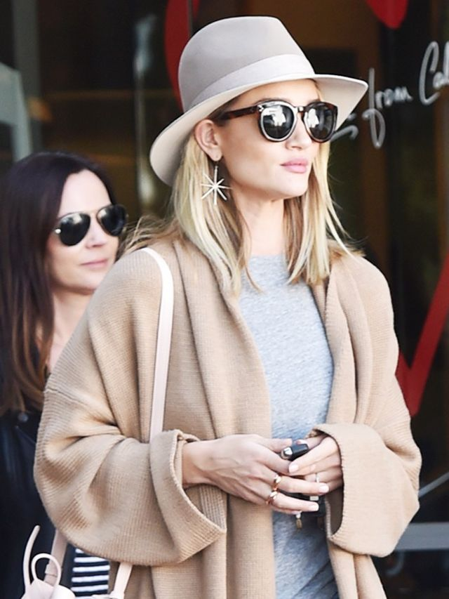celine luggage - Rosie Huntington-Whiteley's Bag Is Going to Be Everywhere This ...