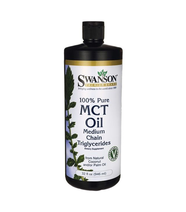 how to lose belly fat, MCT Oil