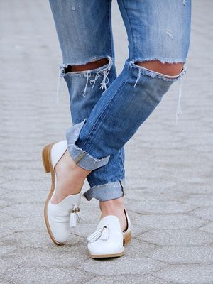 This Smart Trick Will Make Your Shoes Look Way More Expensive