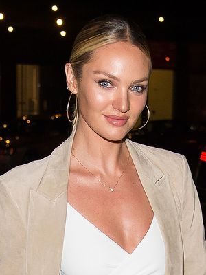 Congrats! Candice Swanepoel Is Pregnant With Her First Child