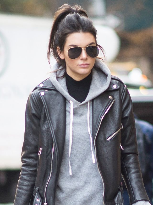 Kendall Jenner Can't Live Without This Style of Skinny Jeans ...