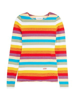 Love, Want, Need: Chloé's Rainbow Top