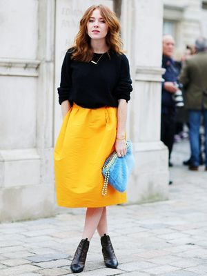 The Best Fashion Things to Steal From the Men in Your Life, by Angela Scanlon
