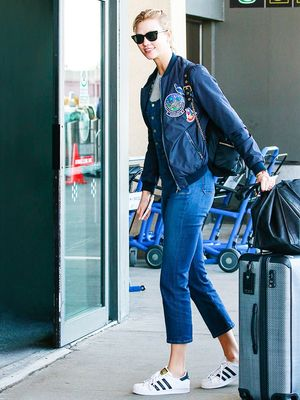 12 Perfect Pairs of Celebrity-Approved Airport Shoes