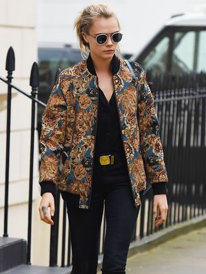 Cara Delevingne's $48 Sunglasses Look So Expensive