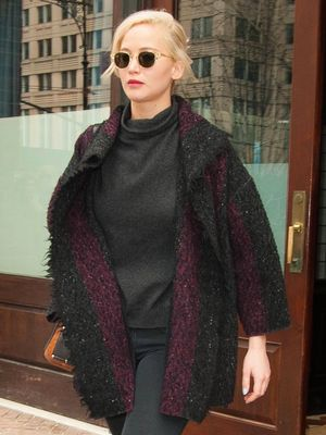Is Jennifer Lawrence Bringing Back This Underappreciated Shoe Trend?