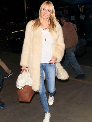 Heidi Klum's #1 Bra-Shopping Tip