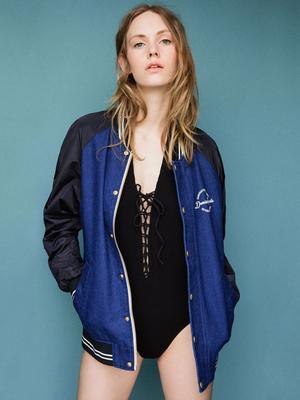 Listen Up: Zara Has the Coolest Swimwear Around
