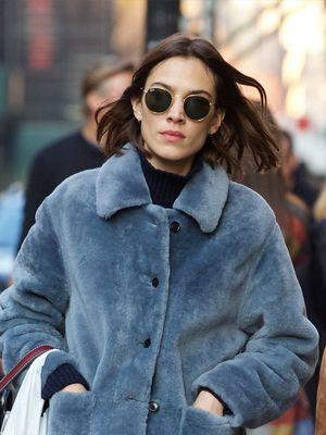 Alexa Chung's Bag Is Way More Affordable Than Her Usual Purses