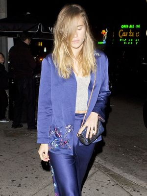 The Only Spring Trend You Need to Try, According to Suki Waterhouse