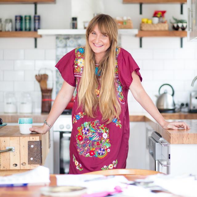 Step Inside a New Zealand-Based Fashion Designer's Bohemian Home Studio