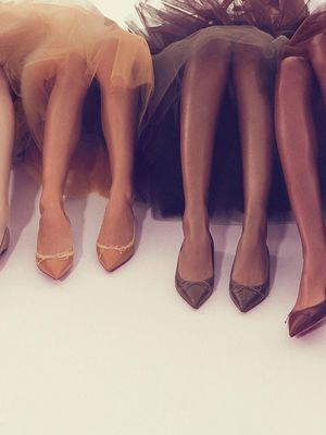 Christian Louboutin Created a Nude Shoe for Every Skin Color