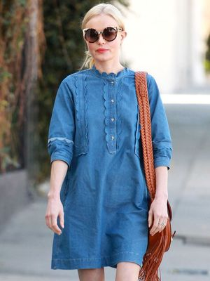Kate Bosworth Wore the Easiest Swimsuit Trend to Pull Off