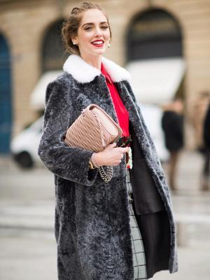 Inside Chiara Ferragni's Massive Handbag Closet