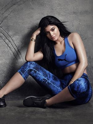 Kylie Jenner's Puma Sneakers Have Officially Arrived