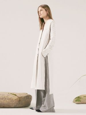 Mango's Premium Lookbook Is a Neutral Dream