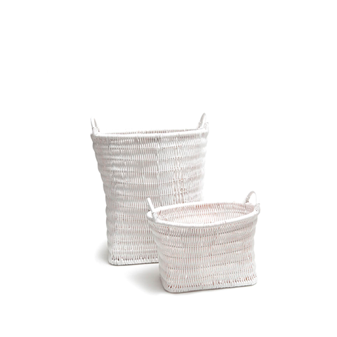 Convex Basket With Handle