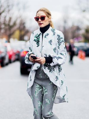 The Prettiest Colors to Wear This Spring, According to Olivia Palermo