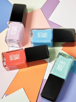 JINsoon's Spring Collection Will Make You Rethink Bright Polish