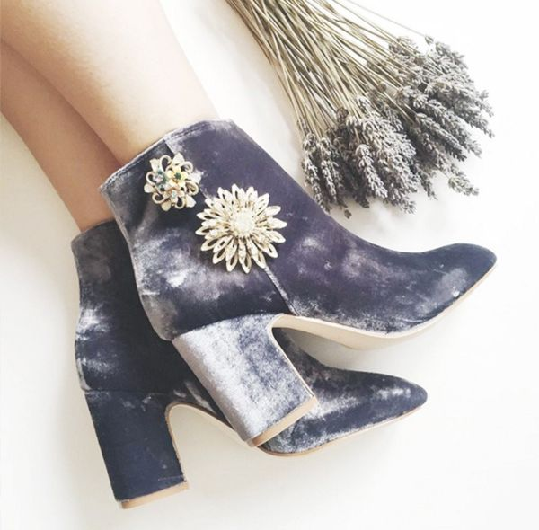 5. Fasten Onto Party Boots