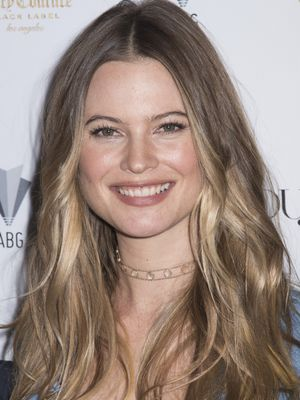 Pregnant Behati Prinsloo Wore the Cutest Red Bikini