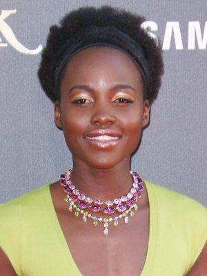 Lupita Nyong'o Just Wore a J.Crew T-Shirt on the Red Carpet