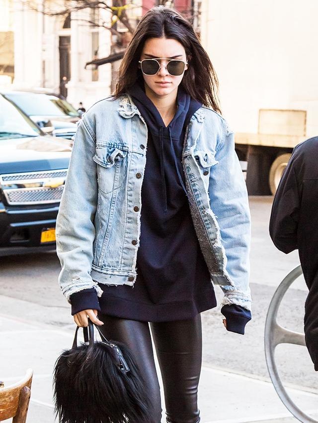 Celebrity hoodies