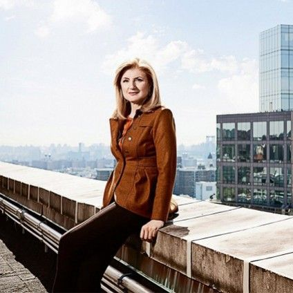 Arianna Huffington's Best Career Advice for 20-Somethings