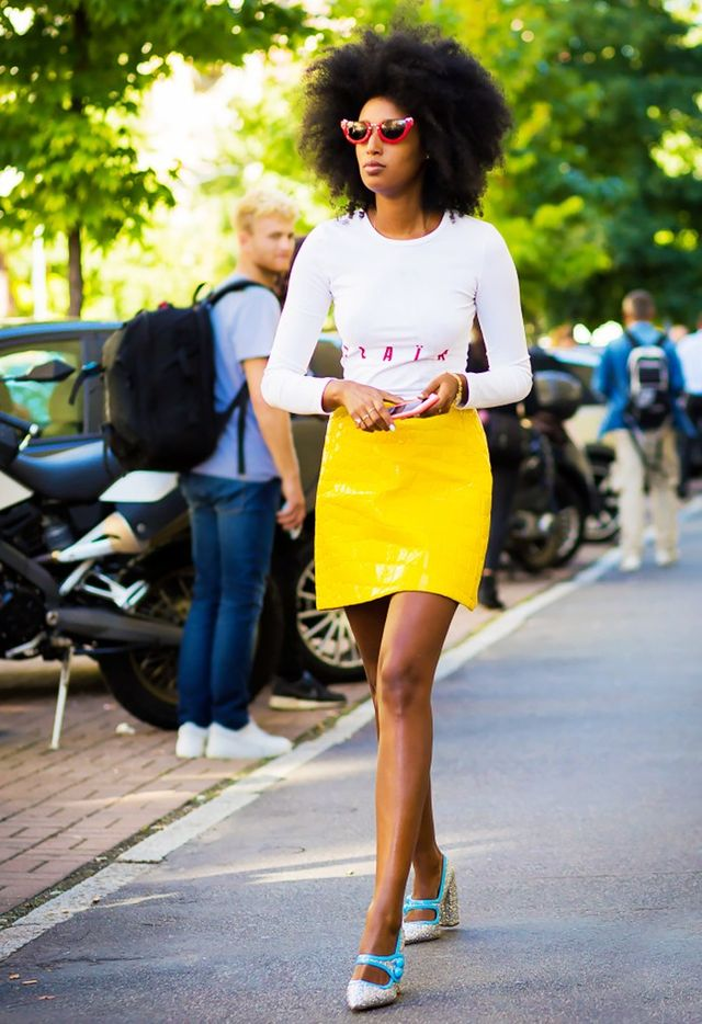 The Best Shoes to Wear With a Miniskirt
