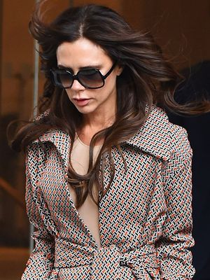 Victoria Beckham Just Made Flip-Flops Look Chic