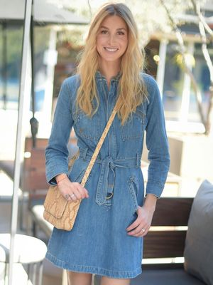 The #1 Denim Trend to Try, According to Whitney Port