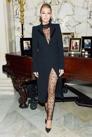 The Celebrity Way to Wear Sheer Pieces (and Actually Pull Them Off)