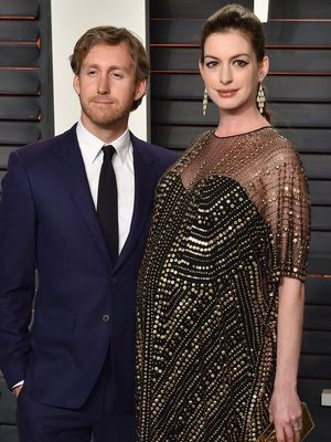 Anne Hathaway's Newborn Baby's Name Is So Classic