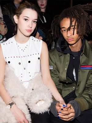 Jaden Smith's Girlfriend Is the Latest Calvin Klein Lingerie Model