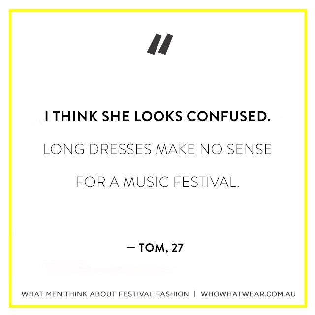 WHAT DO YOU THINK ABOUT fashion?