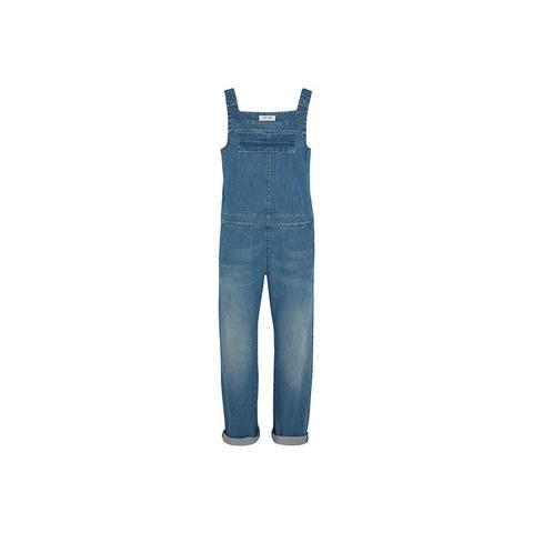 Grace denim overalls
