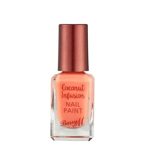 Coconut Infusion Gel Nail Paint in 6 Flamingo