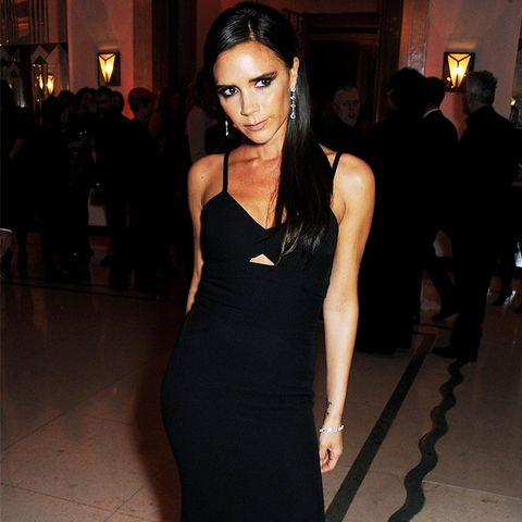 From 1996 to 2016: Victoria Beckham's Little Black Dress Collection Is Major