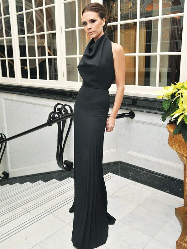 Victoria Beckham in Victoria Beckham at the British Fashion Awards, November 2011