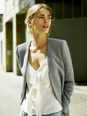How to Master Workwear, According to Zara