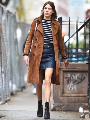 6 Outfit Ideas From Alexa Chung's Affordable New Collab