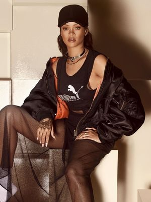 Rihanna's Latest Puma Shoes Are Not What You'd Expect