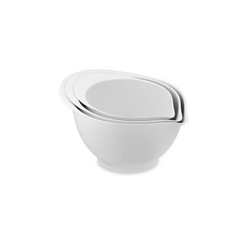 Melamine Bowls, Set Of 3