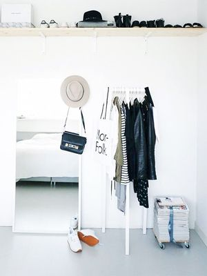 The Best Closet Organization Tips From Real Women